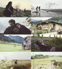 highway, Literally the most Beautiful movie.