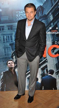 Leonardo DiCaprio...newest addition to my top 5.  :)