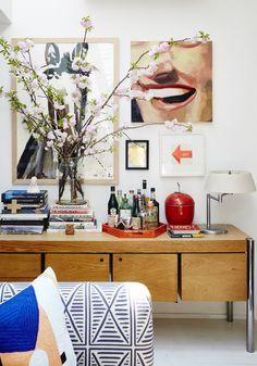 home meets dwell meets target meets IKEA meets eccentric: .livingspace.