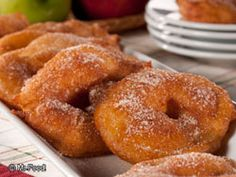 For a recipe that uses apples and is a yummy change from apple pie, try these Crispy Apple Rings. They're so sweet and tasty, you'll want to eat the whole batch yourself!
