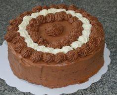 Chocomousse taart voor iemand anders