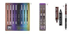 Novos kits lápis Urban Decay 24/7!