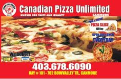 Best Canmore Pizza Places