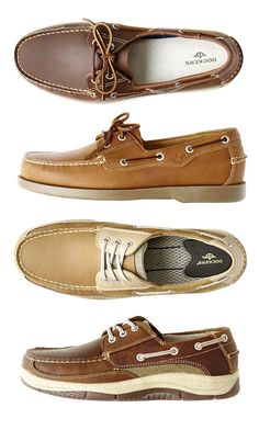 dockers boat shoes