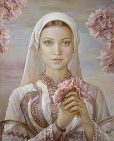 Scent of Bulgarian roses - by Maria Ilieva