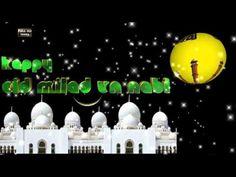 Eid Milad - Happy Eid Milad Un Nabi 2016 Wishes, Whatsapp Video, Mawlid Mubarak - YouTube