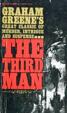"Graham Greene ""El tercer hombre"" (The Third Man)"