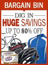 Last Chance Bargains at Bike Nashbar