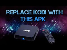 REPLACE KODI WITH THIS ONE APK FROM PLAY STORE!!!!!!! - YouTube