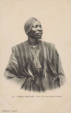 portraits of African Kings