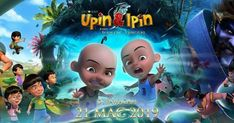 Malaysia's favourite animated duo Upin and Ipin have become the latest victims of digital pirates. Just four days after their latest feature film hit the Movie Blog, Adventure Film, Social Media Site, Antara, Feature Film, Cinema, Chief Executive, Animation, Activities