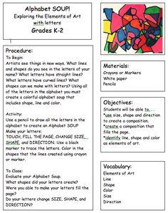 Visual Arts Emergency Substitute Lesson Plans/Resources BUNDLE ...