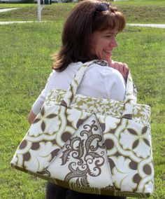 My Calico Heart: Free Bag Pattern and Sew-Along......