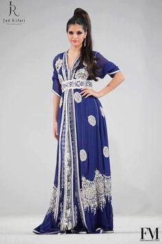 riftem:    Beautiful Takchita from Casablanca Fashion days 2012