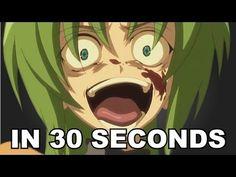 Sonozaki Shion (posing as Mion) — Higurashi no Naku Koro ni Yandere Girl, Yandere Anime, Animes Yandere, Manga Anime, Another Misaki, Crying Gif, Wallpaper Animes, When They Cry, Wattpad