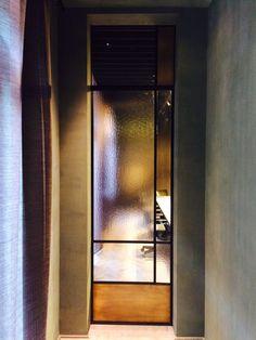 Door Design Interior, Modern Interior Design, Hall Lamps, Gallery Frames, Exterior Remodel, Steel Doors, Home Decor Furniture, Living Room Interior, Windows And Doors