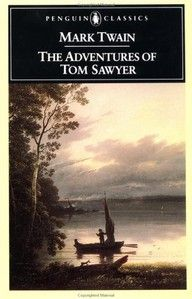 """""""Tom was a glittering hero once more—the pet of the old, the envy of the young. His name even went into immortal print, for the village paper magnified him. There were some that believed he would be President, yet, if he escaped hanging."""""""
