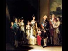 La familia de Carlos IV de Goya --> video explicacion de la pintura