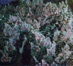 Mikhail Vrubel - Siren - 1900.