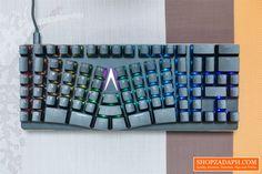 X-Bows Ergonomic Mechanical Keyboard Review - Silent Gateron Brown - ShopzadaPH Tech Reviews