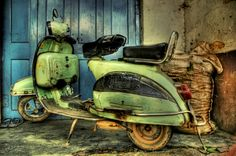 Rustic scooter?