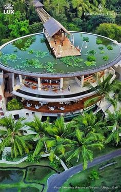 Where to Stay in Bali, a Quick Guide - Meloaku Favorite Places & Spaces All Nature — Ubud Vacation Places, Vacation Destinations, Dream Vacations, Vacation Spots, Places To Travel, Places To Visit, Best Resorts, Hotels And Resorts, Ubud Bali