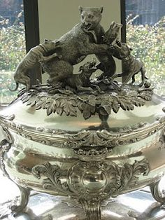 Winterthur Campbell Collection of Soup Tureens