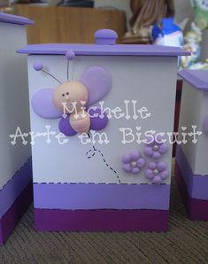 Michelle Arte em Biscuit