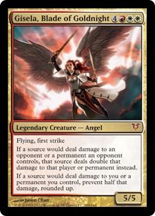 Gisela, Blade of Goldnight (Avacyn Restored)
