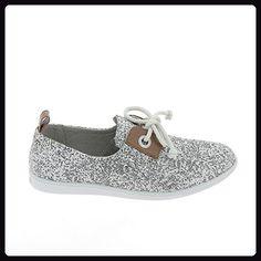 Armistice, Damen Sneaker , silber - silber - Größe: 37 EU - Sneakers für frauen (*Partner-Link)