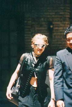 Madonna Madonna 90s, Madonna Photos, Verona, Bedtime Stories, Love Her, Punk, Paradise, Scrapbook, Style
