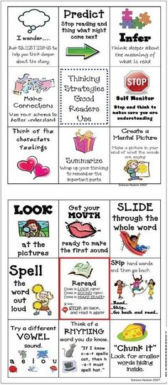 Ideas for teaching children reading comprehension                                                                                                                                                                                 More