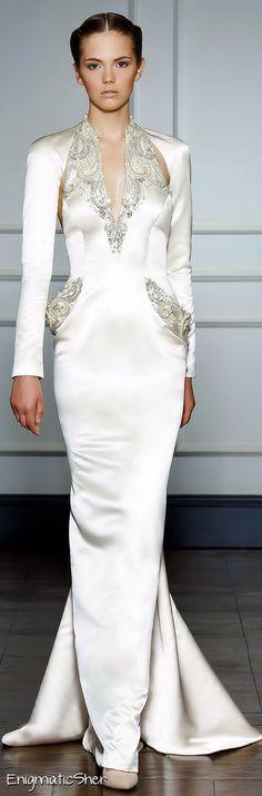 Dilek Hanif Haute Couture Fall Winter 2014-15. Jaglady