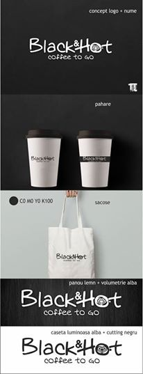 Naming, logo, packaging models, store exterior & interior design, coffe shop Coffee To Go, Print Design, Packaging, Branding, Exterior, Concept, Models, Interior Design, Logos