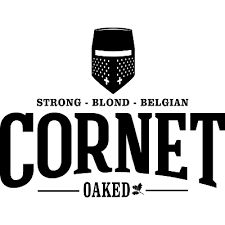 Cornet Beer from Palm Breweries Belgian Beer, Brewery, Palm, Beverages, Hand Prints
