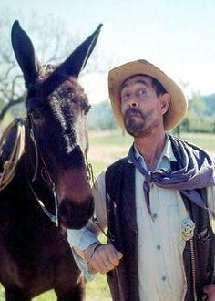 Festus Haggen & His Mule Ruth