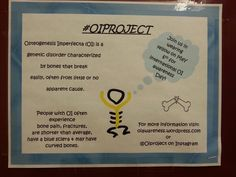 Support a fellow jag's #OIProject and where yellow on May 6th