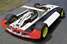 Os carros de Fórmula 1 mais legais que nunca disputaram um Grande Prêmio - Parte 1 - FlatOut!