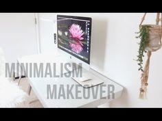 Minimalism Series | Desk Declutter