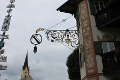 Nice #shop_sign - #Schliersee  #Germany Shop Signs, Shopping, Beautiful, Store Signs, Shop Signage