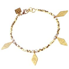 Get this tribal bracelet from Sunday Girl, perfect for making that day to night swtich