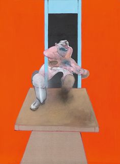 The official website of The Estate of Francis Bacon, providing news and information on the British figurative artist Francis Bacon Francis Bacon, City Gallery, Tumblr, Online Art Gallery, Oil On Canvas, Lion Sculpture, Drawings, Arts Plastiques, Bacon