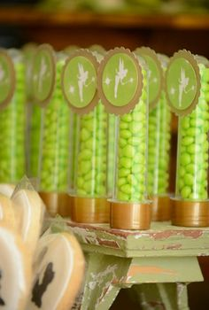 Neverland Peter Pan Inspired Party ~ Featured Party | Favors #peterpanparty #neverlandparty