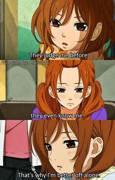 True.~ =w= Anime: Tonari no Kaibutsu-kun