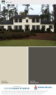 Urbane Bronze With Brick Google Search For The Home Pinterest Bricks Google And
