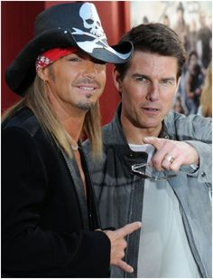 'Rock of Ages' Premiere: Red Carpet Photos, Movie Trailer with Bret Michaels and Tom Cruise Bret Michaels Poison, Bret Michaels Band, Tom Cruise All Movies, Katie Holmes, Nicole Kidman, Young Movie, 80s Hair Bands, Cinema, Rock Of Ages