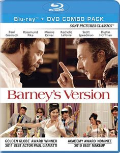 Sony Home Pictures Barney's Version