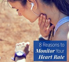 8 Reasons to Monitor Your Heart Rate - Forget the bulky, uncomfortable chest straps (because let's be honest, you weren't really using them anyway). Today's heart rate monitors are small, sleek, and 100 percent capable of keeping you on top of your health. Here are eight reasons you need to keep tabs on your ticker's beats.