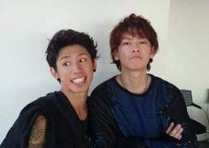 佐藤健 Taka and Takeru One Ok Rock, Takahiro Morita, Takahiro Moriuchi, Takeru Sato, Rurouni Kenshin, Japanese Boy, Cute Korean, Celebs, Celebrities