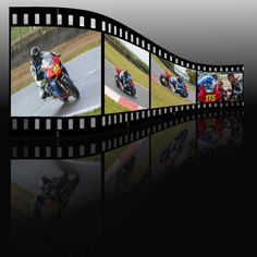 Film strip crated in GIMP 2.8 Film Strip, Crates, Racing, Auto Racing, Lace, Shipping Crates, Barrel, Wood Pallets